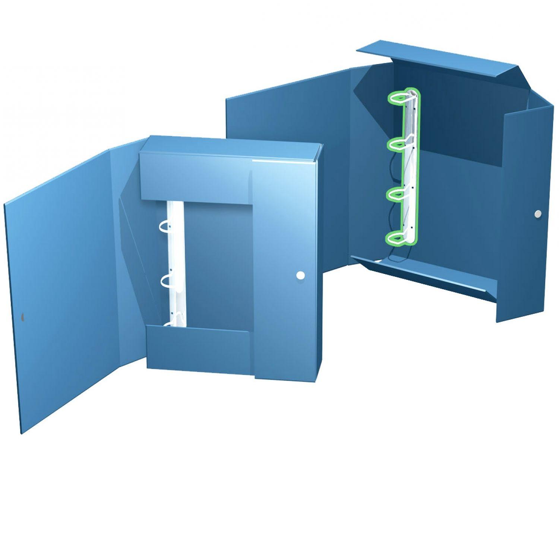 Box mit Mechanik Füllhöhe bis 40mm