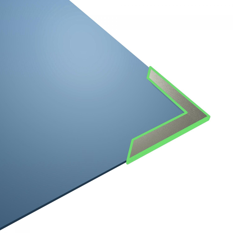 Ordner oder Mappe mit Eckenschutz