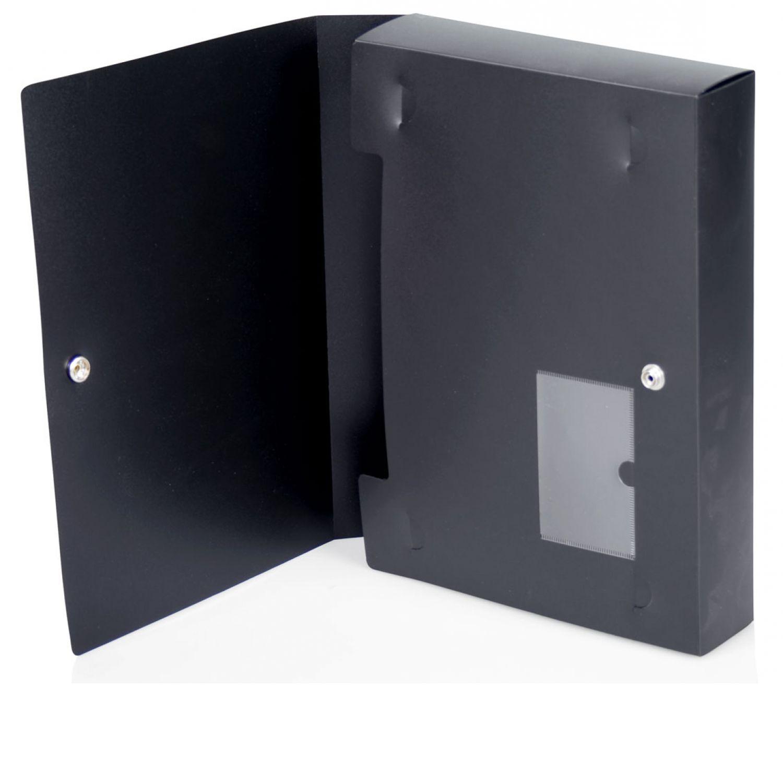 Box Material Pp A4 Bis 40mm Füllhöhe Und Steckverschluss