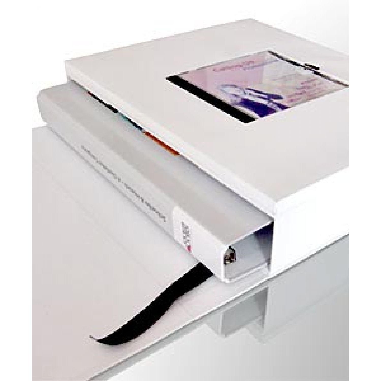 buch box mit einlage und platz f r ihren ordner. Black Bedroom Furniture Sets. Home Design Ideas