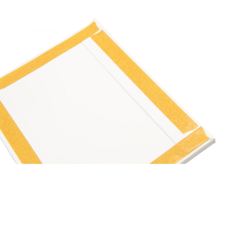 Kartontasche selbstklebend