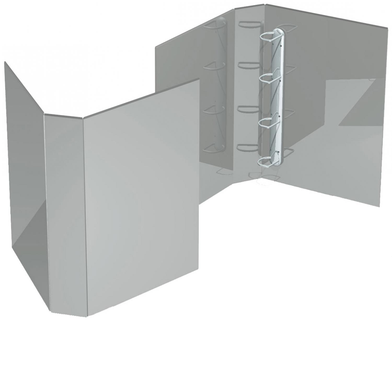 exklusive metallordner bei schlender. Black Bedroom Furniture Sets. Home Design Ideas