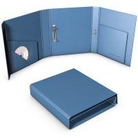 Offene Ordnerbox bis 960mm, Mechanik bis 35mm Füllhöhe