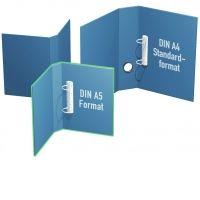Ringbuchordner A5 von Schlender individuell produziert