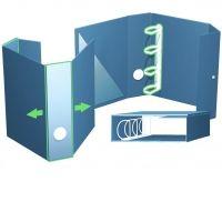 große offene Ordnerbox bis 960mm