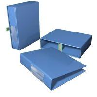 Spezialschuber mit Ausziehvorrichtung undverstärkten Seitenteilen