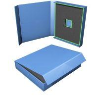 Box mit 1 Kastenteil, Schaumeinlage und Magnetverschluß