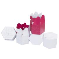 Geschenk-Schachtel am Produkt angepaß
