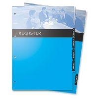 Ordnerregister bedrucken - originelles und individuelles Design