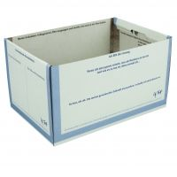 bedruckte Kartonage, variable Verpackung