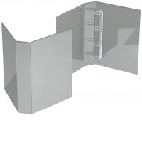 Metallordner, Aluordner auch im Materialmix möglich