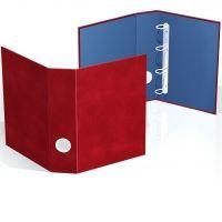 Ringbücher mit Stoff- oder Gewebebezug