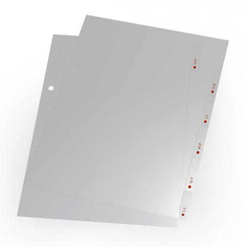 PVC-Register individuell