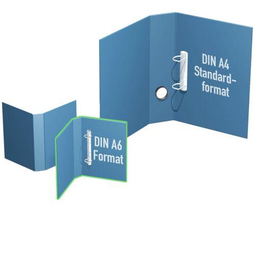 Ordnerformat DIN A6