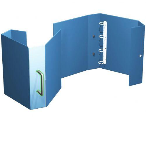 große offene Ordnerbox bis 960 mm mit Tragegriff