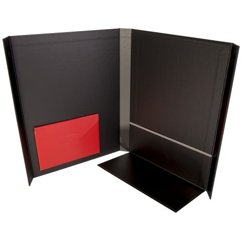 Kartontasche mit flexible Füllhöhe durch Gummiband