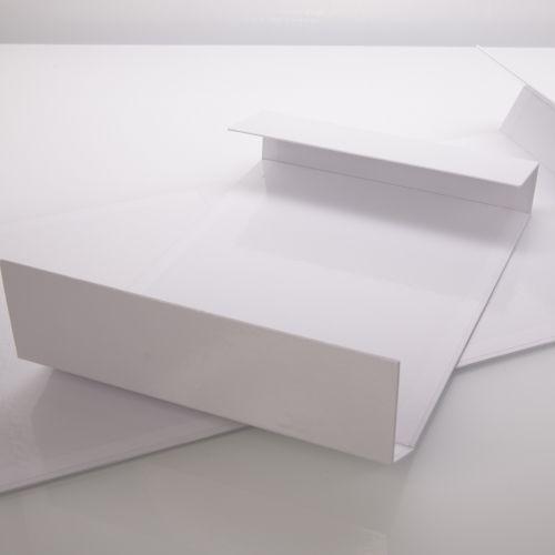Flache Lagerung, Präsentationskarton Schnellmontage Vollkarton