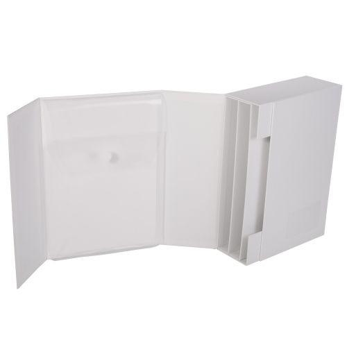 Schubladenbox mit 3 Kammern