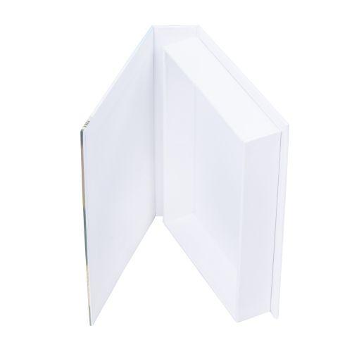 Klappdeckel-Box, Sammel-Box, A4  Füllhöhe 25/35/45 oder 55mm,