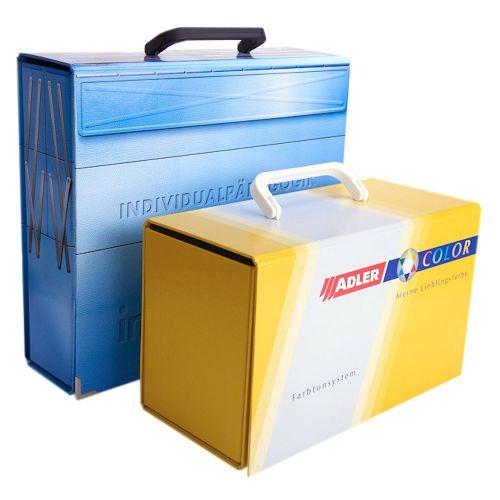 Koffer ca. A4  leichten Inhalt