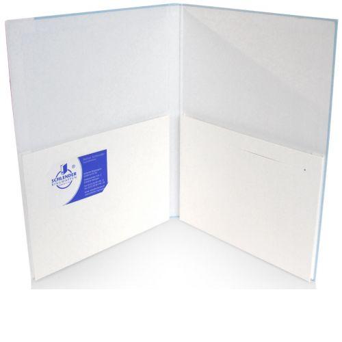 Mappe mit Kartontaschen (horizontal)