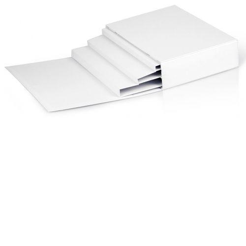 Schubladenbox mit 3 einzelnen Produktfächern, geschlossen (Verpackungsbox)