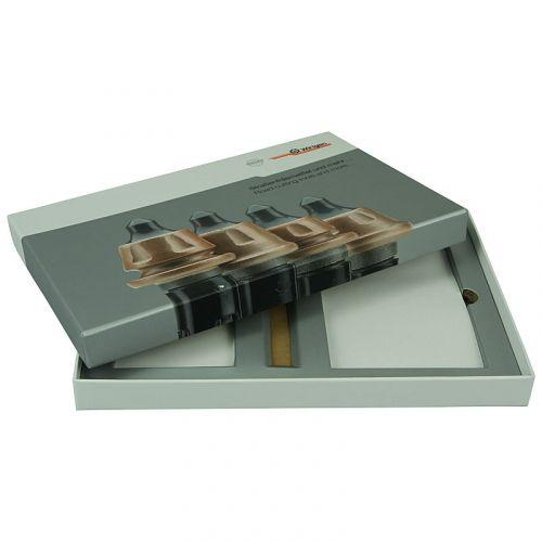 Stülpschachtel auch mit Schaum- oder Kartoneinlagen