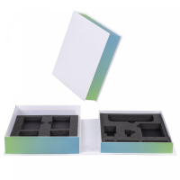 Stülpschachtel-Box  mit 2 Kastenteilen  ohne Verschluss.(Verpackungsbox)